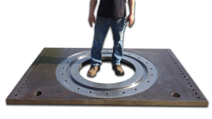 Large Scale CNC Machined Components